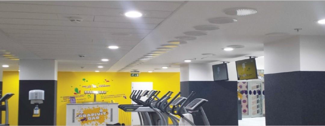 LED Down Light, sports