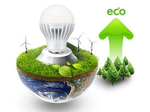LED Light Green ECO