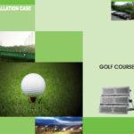 LED osvetlitev Golf igrišča, Trnava, Slovaška