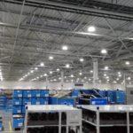 Industrijska LED osvetlitev, proizvodne hale