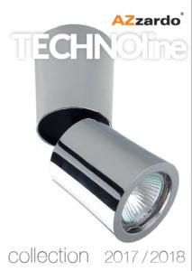 Katalog Azzardo kolekcija TECHNOline