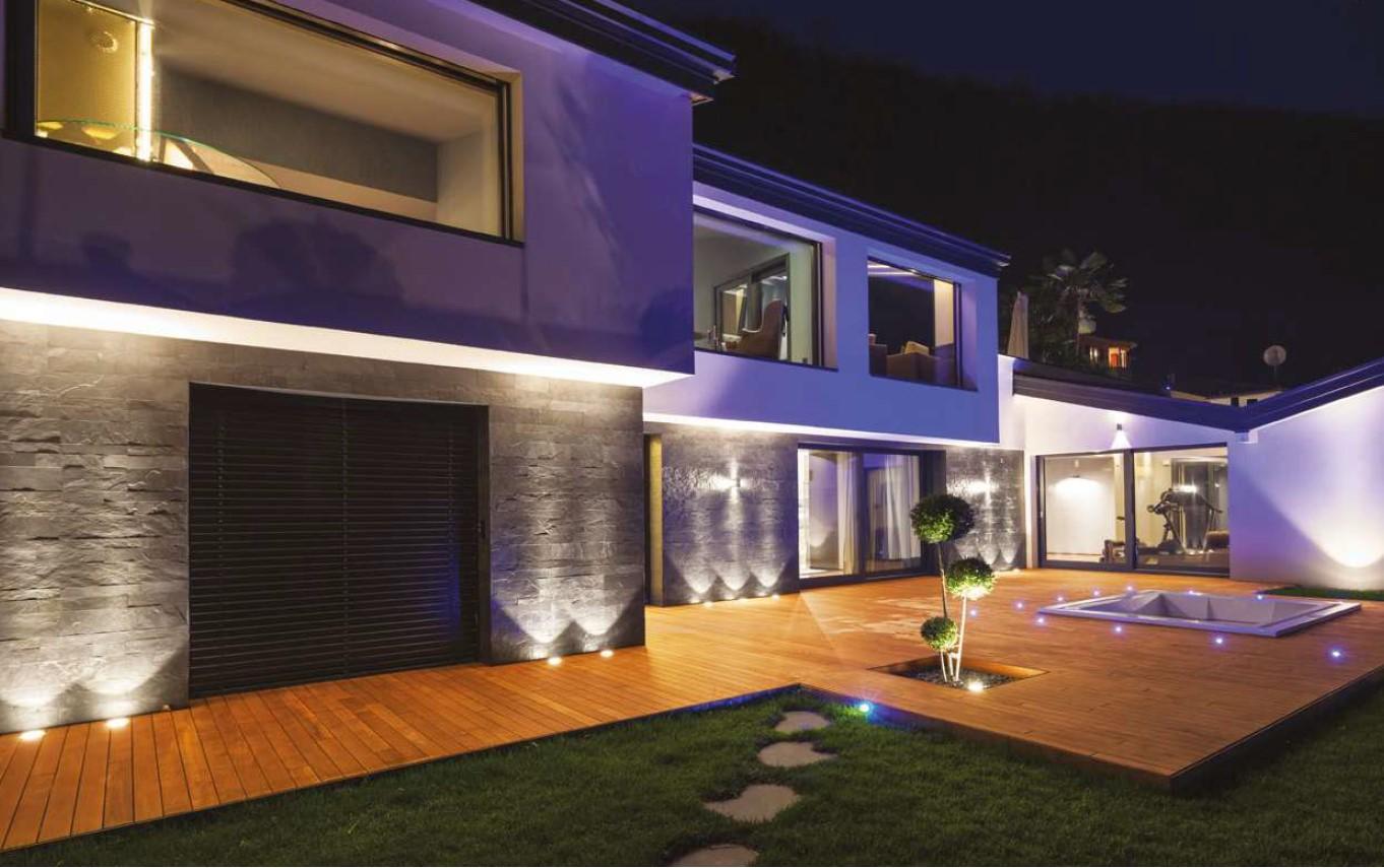 Zunanje stanovanjske LED svetilke