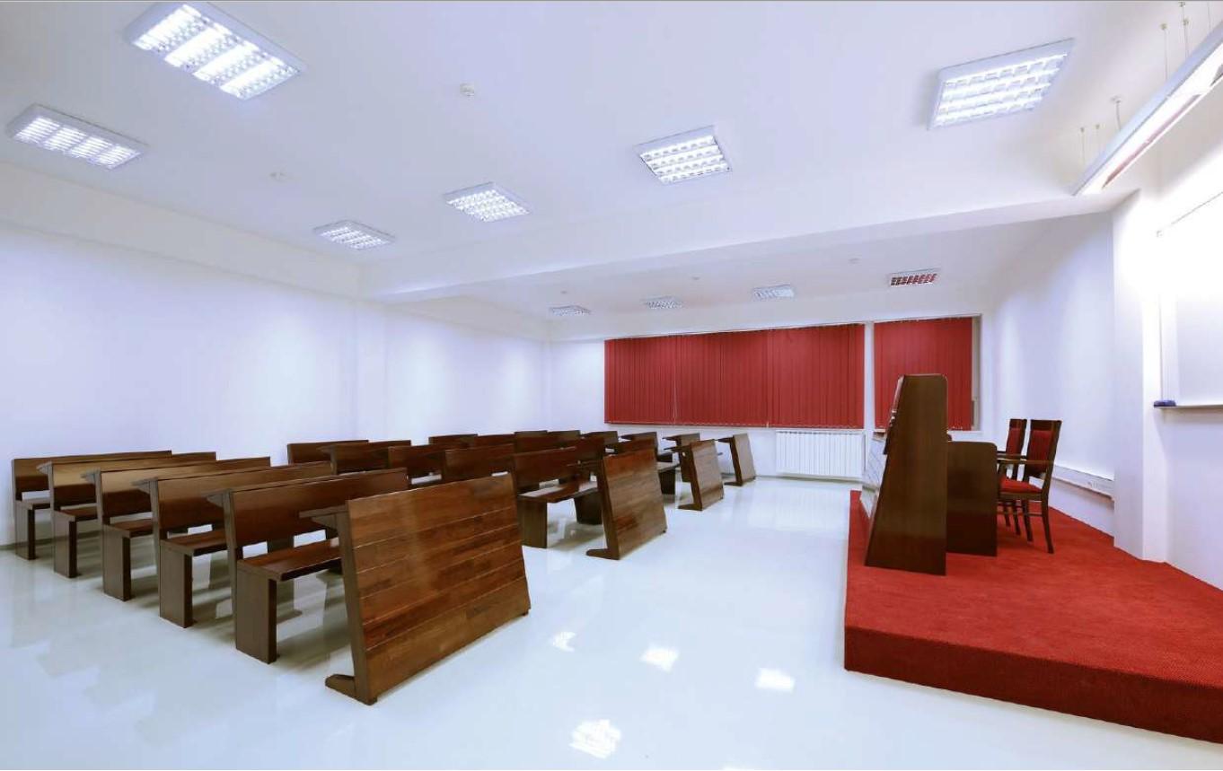Nadgradne Pisarniške LED Svetilke